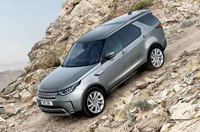 Land Rover Launch A New Discovery Commercial