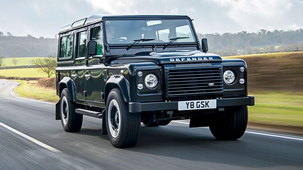 NEW Land Rover Defender 2020 | Wessex Fleet