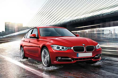 BMW 3 SERIES SALOON SPECIAL EDITION