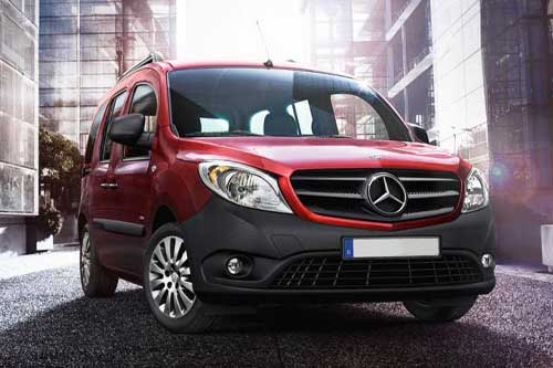 MERCEDES-BENZ CITAN LONG DIESEL