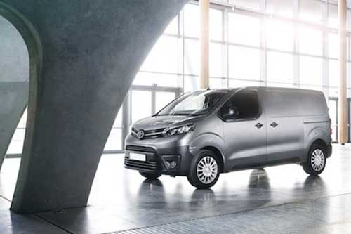 TOYOTA PROACE COMPACT DIESEL